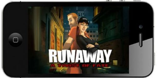 Runaway: A Twist of Fate to be Released on iOS