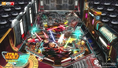 Star Wars Pinball Out Now on iOS