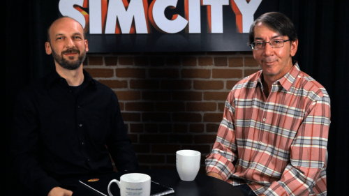 SimCity's Lead Designer Picks the Brain of Will Wright