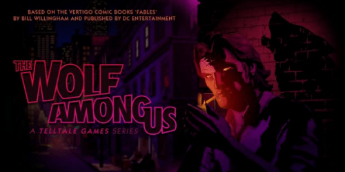Telltale's Fable game 'The Wolf Among Us' announced for Summer release