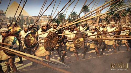 Total War: Rome 2 Reveals Egyptian Faction
