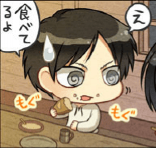 Attack On Titan Gets Weekly Chimi-Chara Manga Treatment