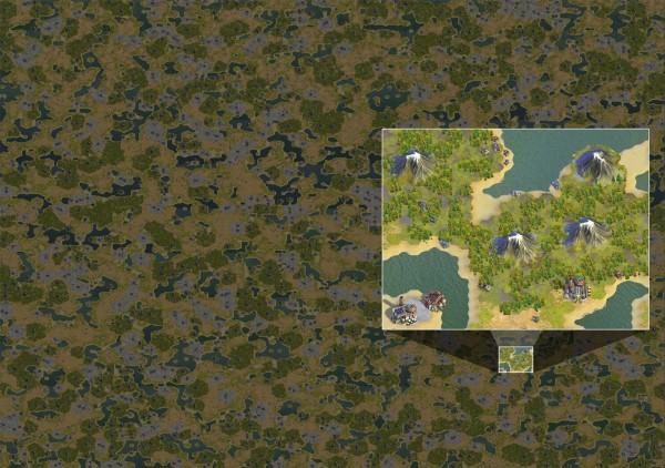 Battleworld-Kronos-map