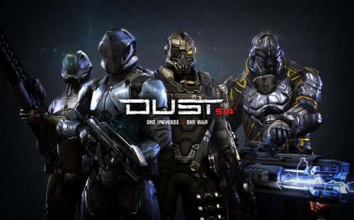 DUST 514 to launch on 5/14
