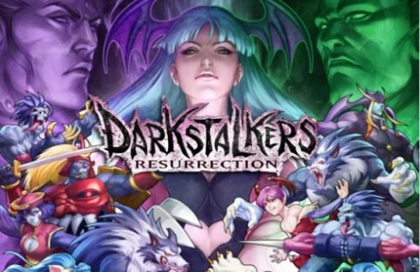 Darkstalkers-Resurrection-Screenshot-1.0