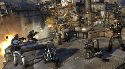 Trion Worlds Announces Defiance Game and TV Contest