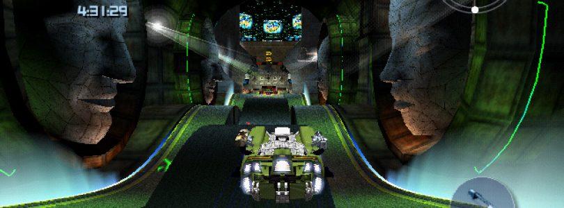 Futuristic Motorsiege: Warriors of Primetime Available on PSN