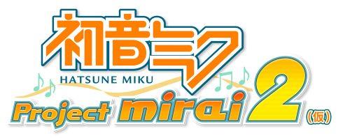 Hatsune Miku: Project Mirai 2 debut screens released