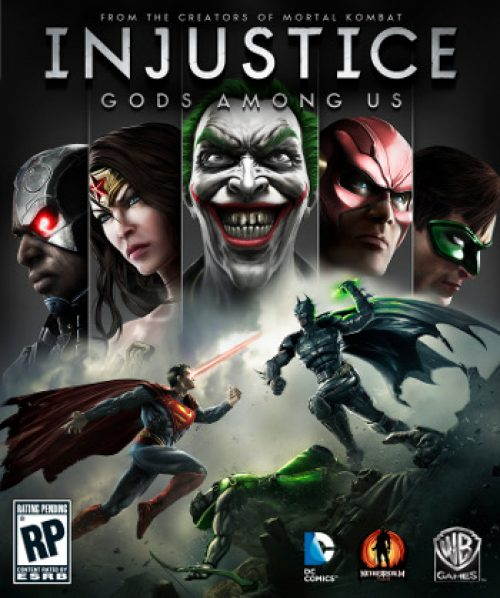 WIN – Injustice: Gods Among Us