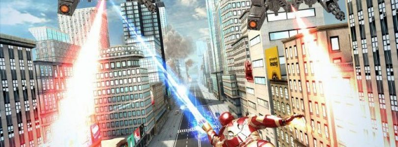Iron Man 3 The Offical Game Release Date and New Trailer