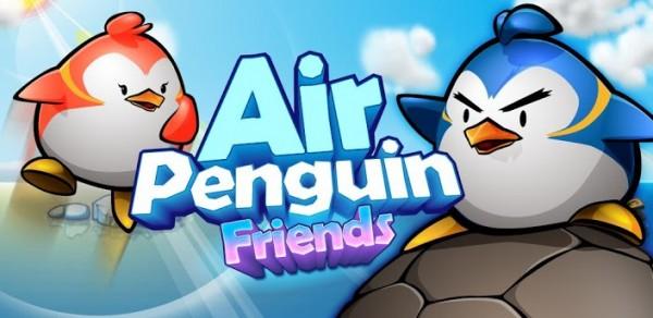 LINE-AirPenguin-Friends
