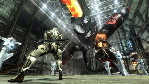 Jetstream Sam DLC Out Now – Metal Gear Rising: Revengeance