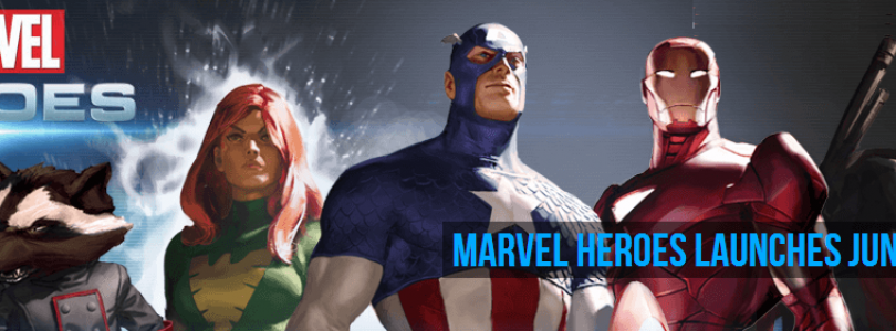 Marvel Heroes Closed Beta Weekend Giveaway