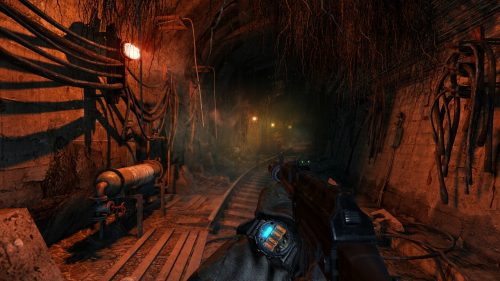 Hands-On with Metro: Last Light