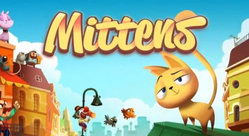 Disney Mobile Games Releases Mittens for iOS