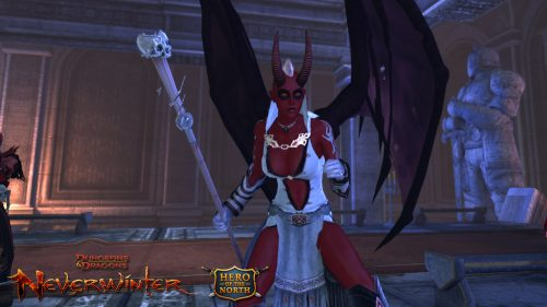 Neverwinter Online – Helm's Hold Devil Trailer