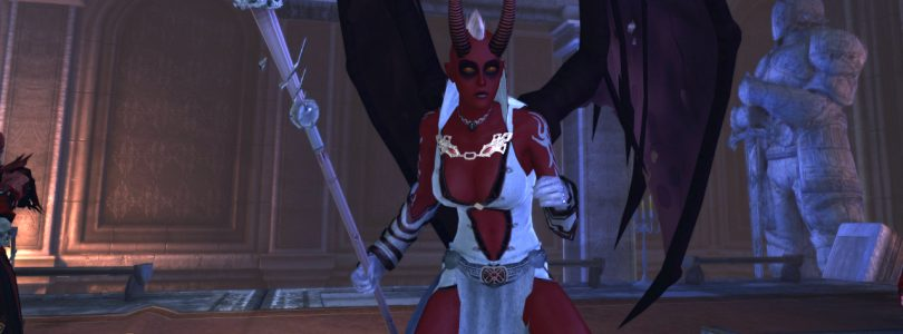 Neverwinter Online – Helm's Hold Devil Trailer