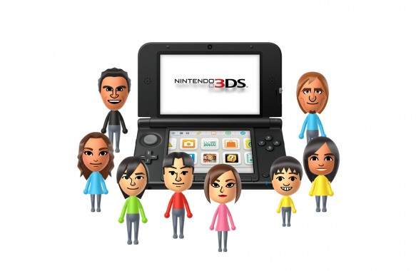 Nintendo-3DS-and-Mii-Characters