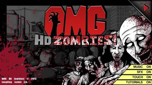 OMG HD Zombies! to Vita