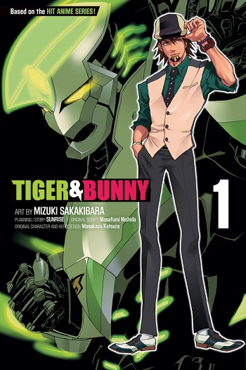 Tiger-bunny-manga-volume-1-cover
