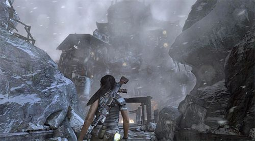 Scaling the Ziggurat in Tomb Raider