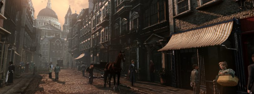 Sherlock Holmes' Crimes and Punishments powered by Unreal Engine 3