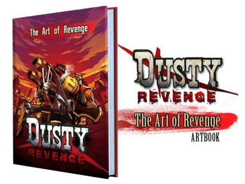 Dusty Revenge Art Book gets a Kickstarter