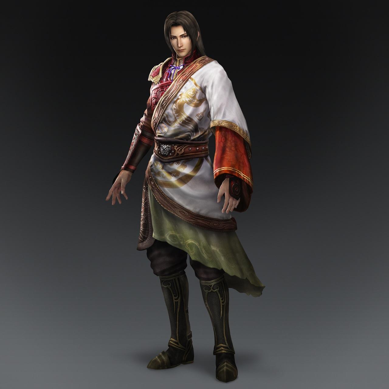 dynasty-warriors-8-zhou-yu-01 – Capsule Computers Zhou Yu Dynasty Warriors 8