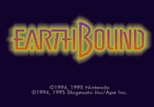 Earthbound Coming to the Wii U Virtual Console