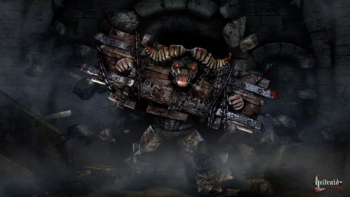 Hellraid announced by Techland for the PC, PS3 and 360