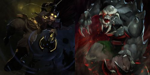Infinite Crisis Trailers Showcase Gaslight Batman and Doomsday