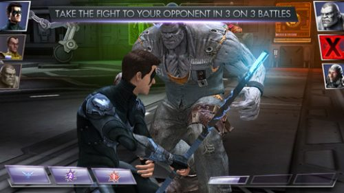 Injustice: Gods Among Us Free to Play iOS Game Now Available