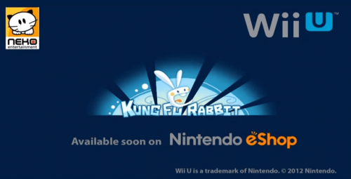 Kung Fu Rabbit Kicks Its Way To Wii U eShop