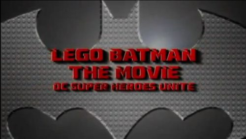 LEGO Batman: The Movie – DC Super Heroes Unite Coming Soon to DVD