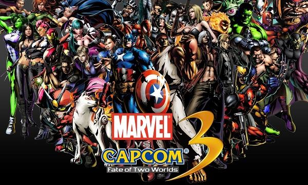 marvel-vs-capcom-3-roster