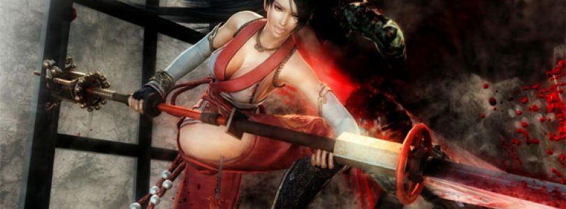 Momiji teased for new Dead or Alive 5 project