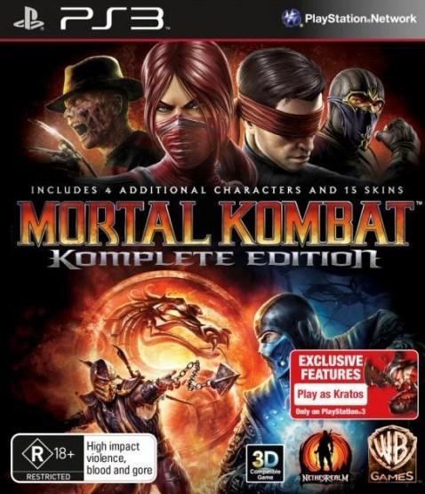 Mortal Kombat: Komplete Edition Review – Capsule Computers