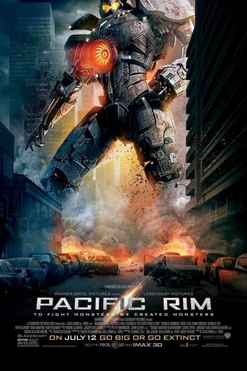 New Pacific Rim Poster Revealed