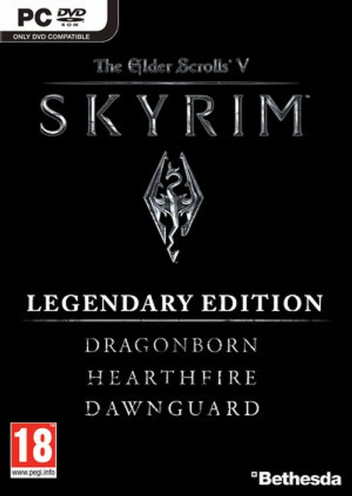 Skyrim: Legendary Edition Coming Soon?