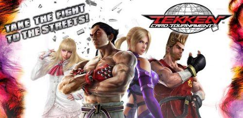 Tekken Card Tournament available now