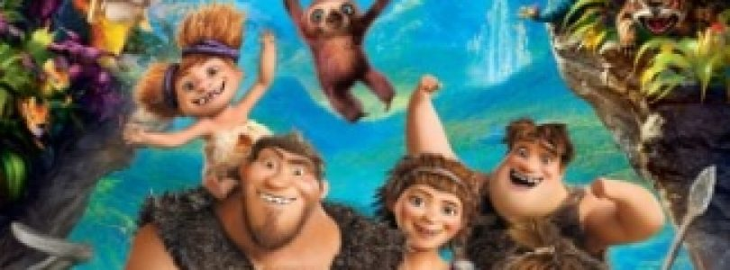 The Croods: Prehistoric Party! Review