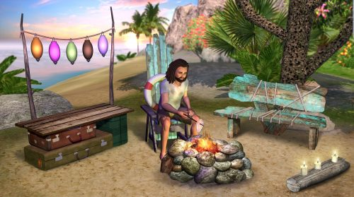 The Sims 3 Island Paradise Trailer and Screenshots