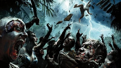 Dead Island Riptide No.1 thrice on UK charts