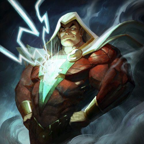 See Shazam in Infinite Crisis