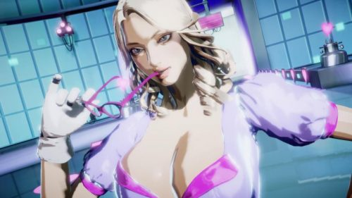 Killer is Dead's latest English trailer introducing Mondo's girls