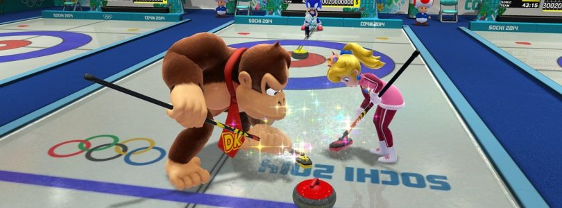 Mario & Sonic at the Winter Olympics 2 announced for Wii U