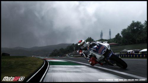 Race the Red Bull U.S. Grand Prix Circuit in MotoGP 13
