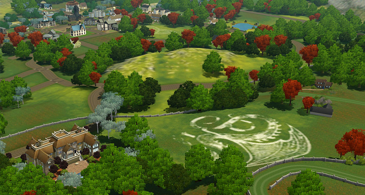 Sims  Ville Dragon Valley Download