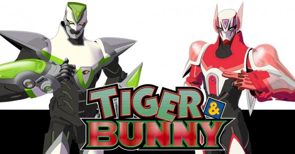 One of Sunrise Studio's Newer Animes: Tiger and Bunny