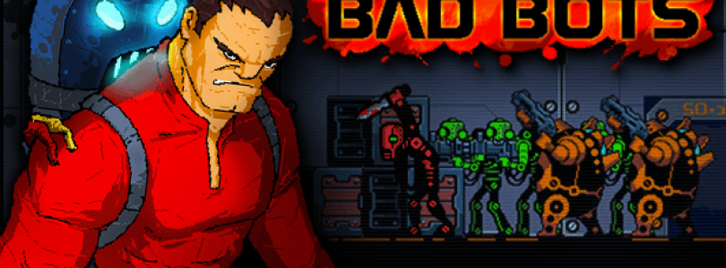 Bad Bots Now Available on Steam